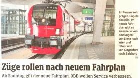 [08.12.2018 - Kleine Zeitung]