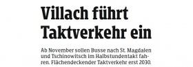 [11.06.2020 - Kleine Zeitung]