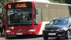 12 Sekunden f�r schnellere Busse [20.09.]