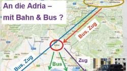 Slowenische Adria - mit Öffis [13.07.]