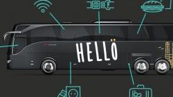 Neues Fernbus-Netz der �BB [04.06.]