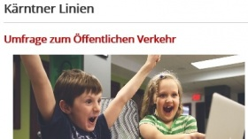 Umfrage zu Bahn & Bus [09.03.]