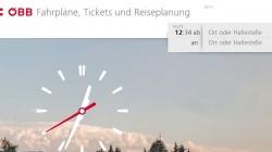Neu: Ticketshop und App der �BB [19.01.]