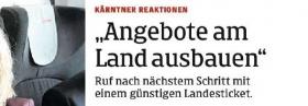 [19.08.2021 - Kleine Zeitung]