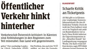 [04.03.2019 - Kleine Zeitung]