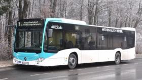 Drei neue Hybrid-Busse [20.03.]