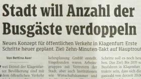 [29.05.2019 - Kleine Zeitung]