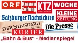 Klagenfurt: Öffis immer beliebter [27.04.] Busbuchten werden beseitigt [19.04.] Völkermarkt braucht Intercity-Bhf [05.04.]