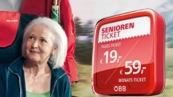 ÖBB-Seniorenticket im Herbst [13.10.]