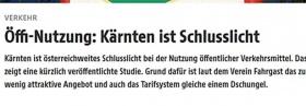 [08.12.2019 - Radio Kärnten]