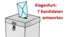 WAHL in KLAGENFURT: .............. .... Politiker antworten [13.02.]