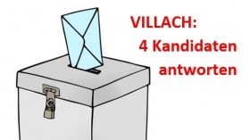 WAHL in VILLACH: ........................ .... Politiker antworten [13.02.]