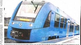 Wasserstoff-Züge [18.03.]