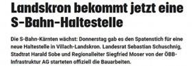 [23.08.2019 - Kronen Zeitung]