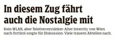 [29.04.2018 - Kleine Zeitung]